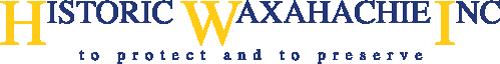 Historic Waxahachie