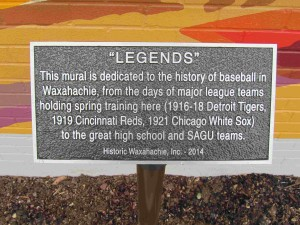 legends-plaque