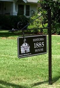 HWI Sidewalk Sign