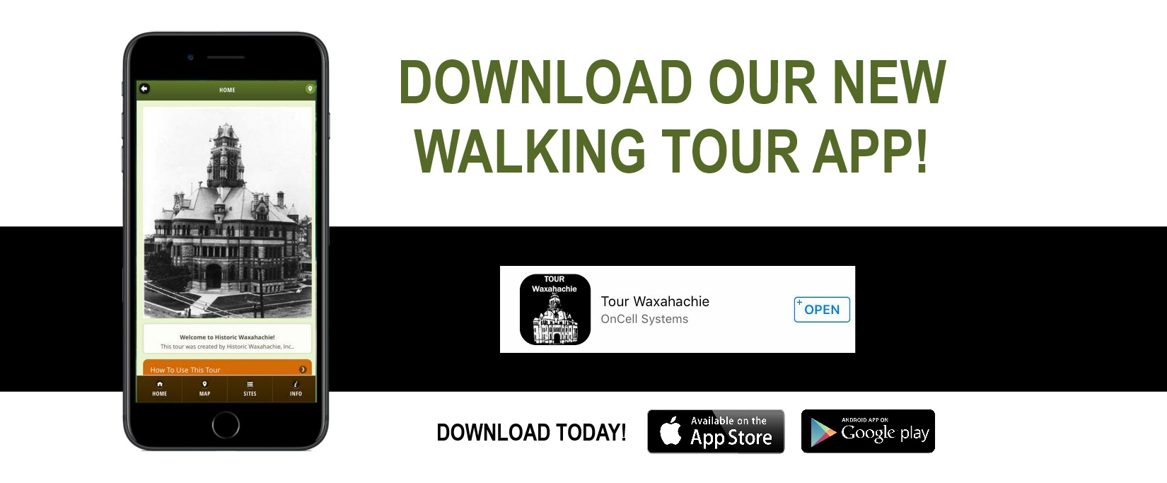 Walking Tour App